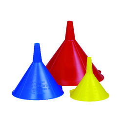 Custom Accessories  Shop Craft  Assorted  Plastic  Funnel Set
