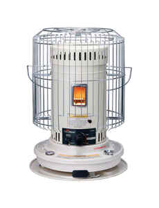 Heat Mate  1000 sq. ft. Kerosene  Convection  Heater