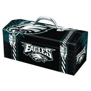 Sainty International  Philadelphia Eagles  Steel  Philadelphia Eagles  7.1 in. W x 7.75 in. H Art De
