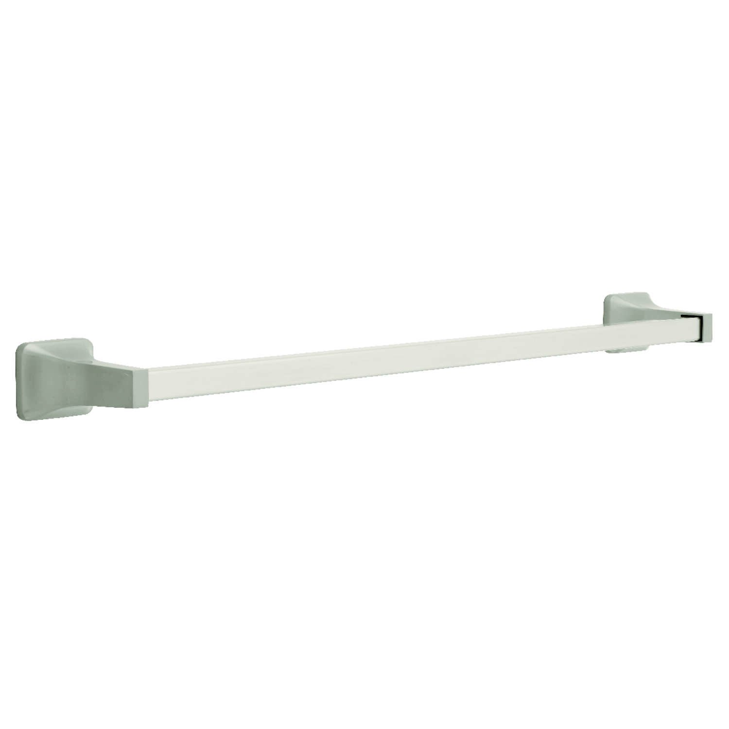 Franklin Brass  Futura  Satin Nickel  Towel Bar  24 in. L Die Cast Zinc