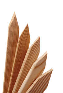 Universal Forest  12 in. H x 2 in. W Wood  Grade Stake  1 pk