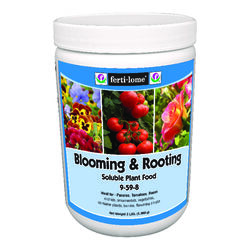 Ferti-Lome  Blooming & Rooting  Powder  Plant Food  3 lb.