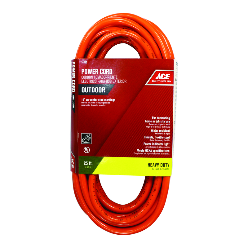 Extension Cords And Power Strips Ace Hardware