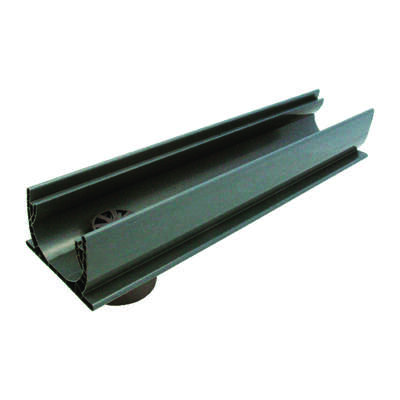 NDS  Spee-D  PVC  Channel Basin with Bottom Outlet
