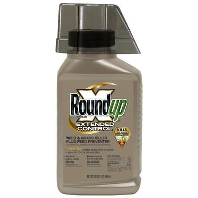 Roundup  Weed and Grass Killer  Concentrate  32 oz.