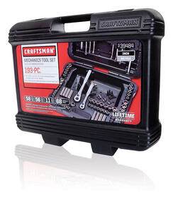 f5c8b043791 Craftsman 193 pc. Mechanics Tool Set - Ace Hardware