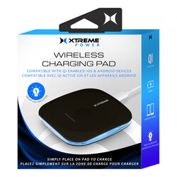Xtreme Wireless Charging Pad 1 pk