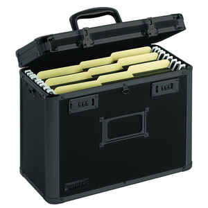Vaultz  Combination Lock  Black  Security File Box