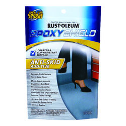 Rust-Oleum EpoxyShield Indoor and Outdoor Clear Anti-Skid Additive 3.4 oz.