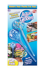 Aqua Globe As Seen On TV Assorted 0.16 gal. Glass Aqua Globe