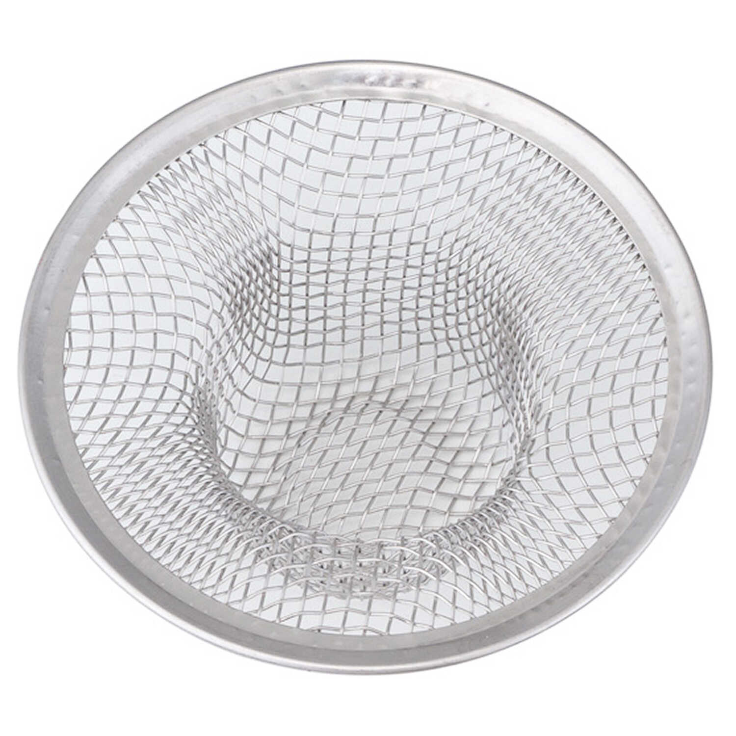 Whedon  Drain Protector  2.8 in. Round  Bathtub Hair Catcher