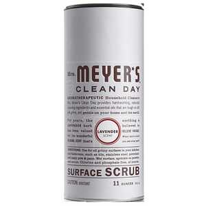 Mrs. Meyer's  Clean Day  Lavender Scent Surface Scrub  11 oz. Powder