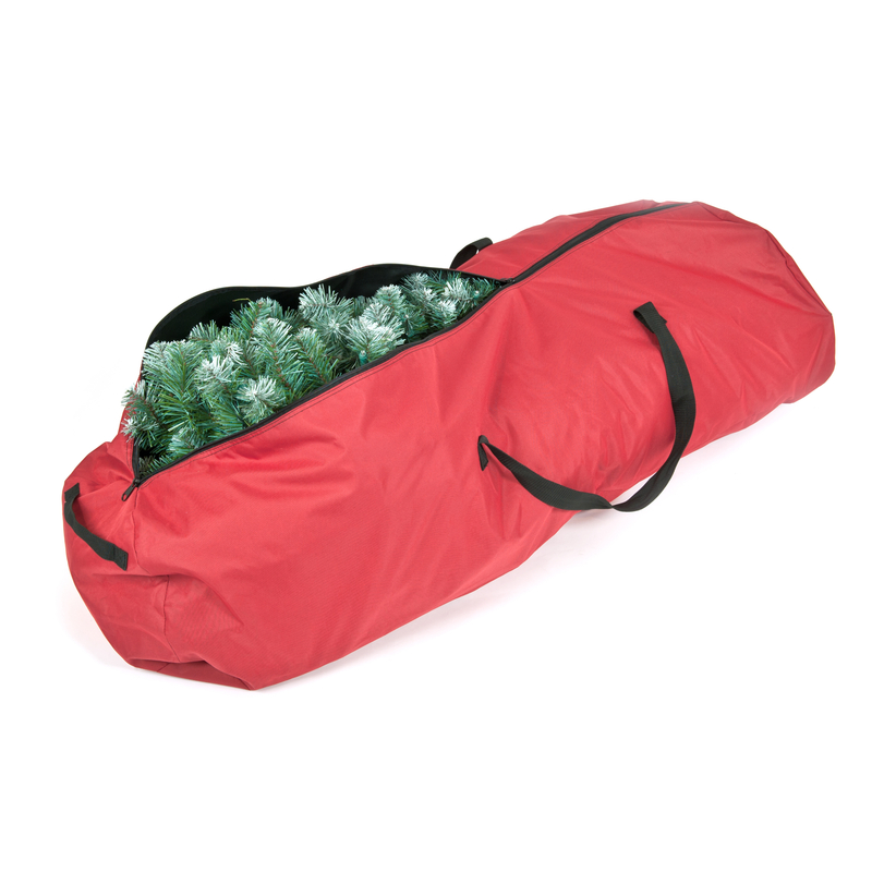The perfect choice for customers who want a smaller duffel. Sized for trees 6-7.5 Ft.