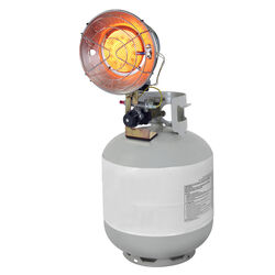 Dyna-Glo  15000 BTU/hr. 705 sq. ft. Radiant  Liquid Propane  Tank Top Heater