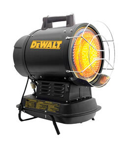 DeWalt  70000 BTU/hr. 1750 sq. ft. Radiant  Kerosene  Heater