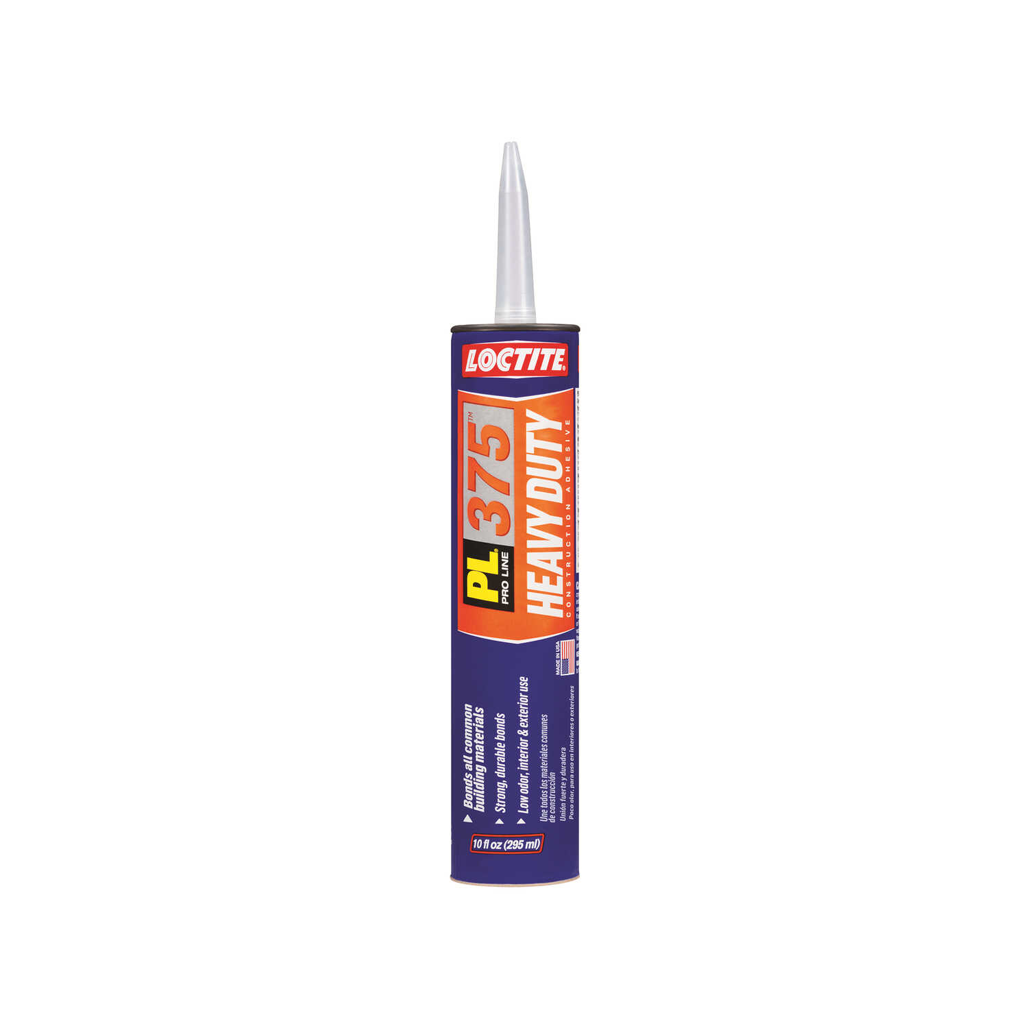 Loctite  PL 375  Paste  Construction Adhesive  10 oz.