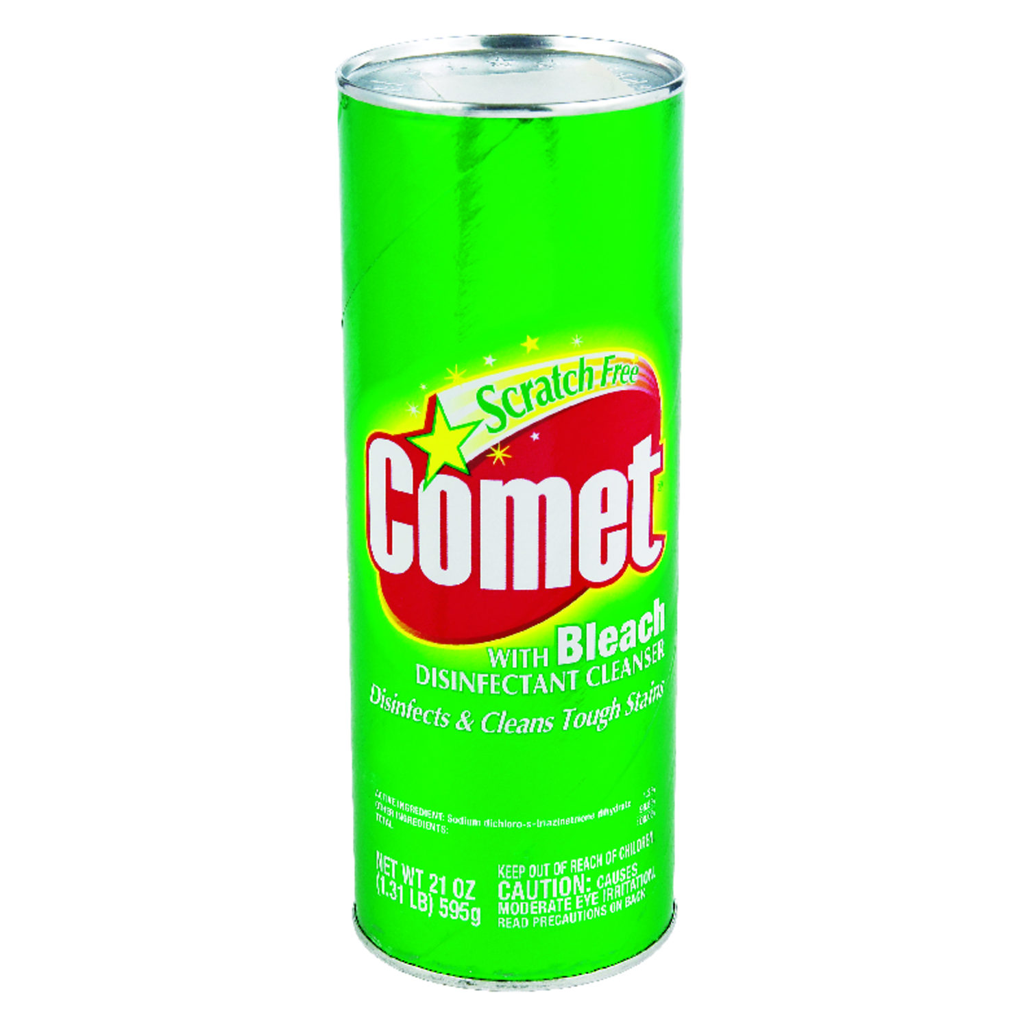 Comet  Fresh Clean Scent Heavy Duty Cleaner  21 oz. Powder