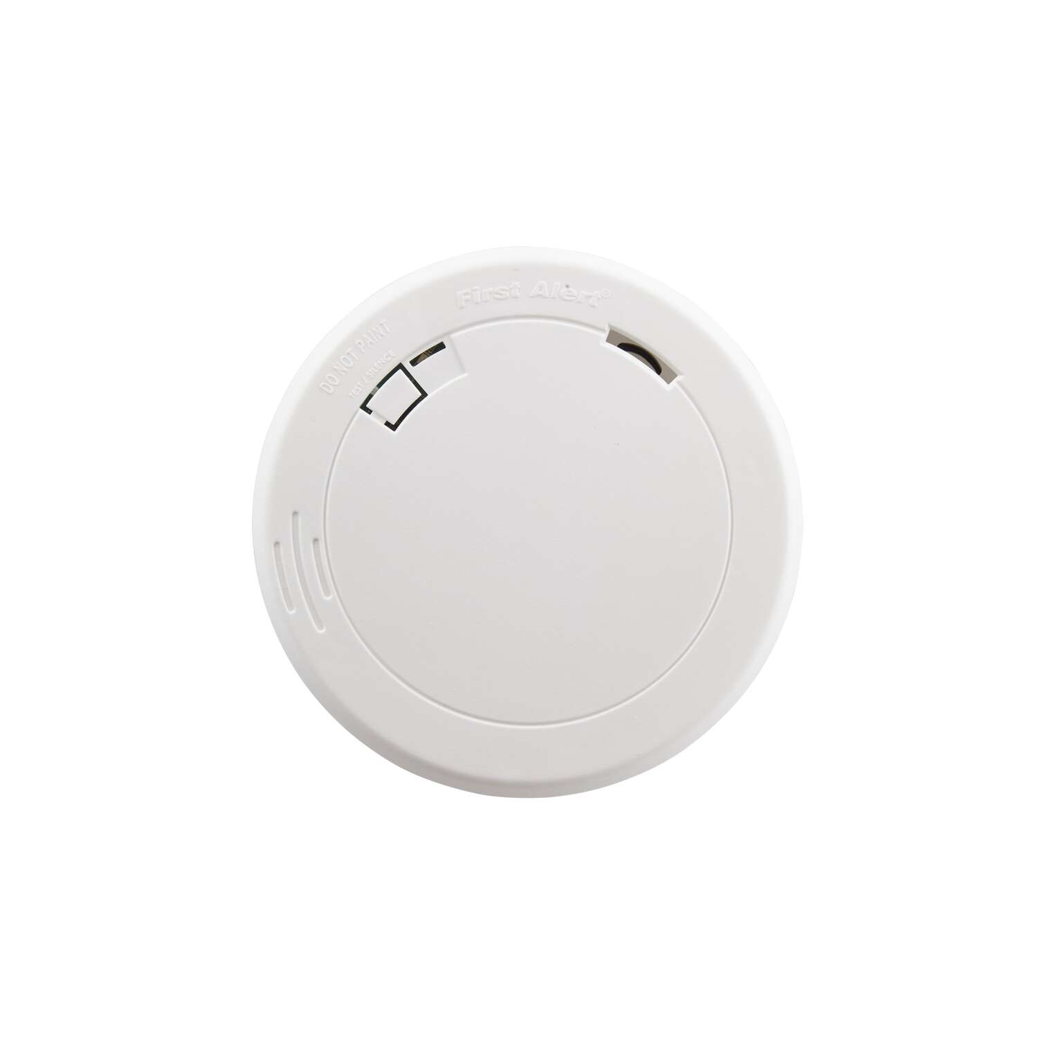BRK  Battery-Powered  Photoelectric  Smoke/Fire Detector  6 pk