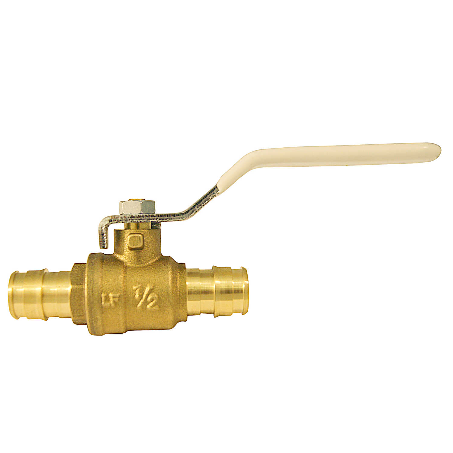Apollo  Expansion PEX A  Ball  Ball Valve  1/2 in. Expansion Pex A   x 1/2 in. Dia. Expansion Pex A