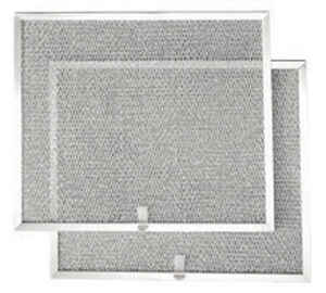Broan  12 in. W Silver  Range Hood Filter