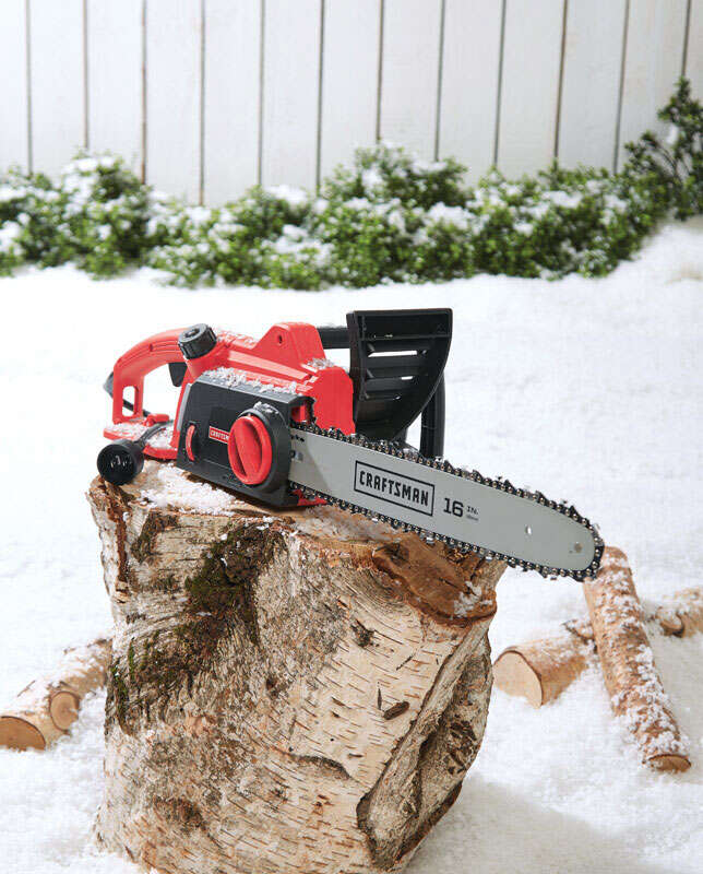 Craftsman  16 in. L Electric  Chainsaw