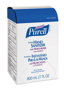 Purell  No Scent Hand Sanitizer Refill  27 oz.