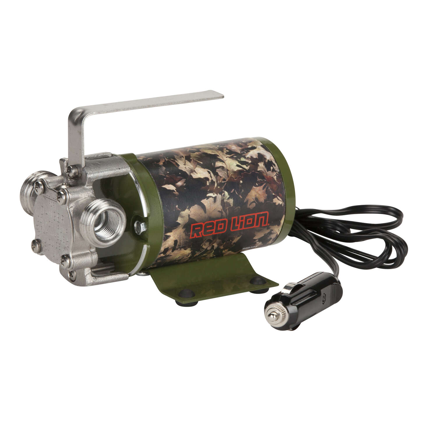 Red Lion  1/10 hp 300 gph Stainless Steel  Portable Water Pump