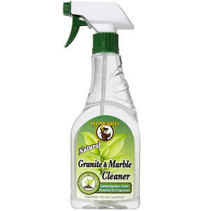Howard  Lemongrass-Lime Scent Granite and Marble Cleaner  16 oz. Liquid