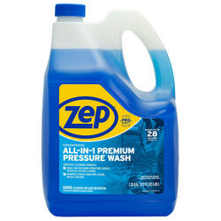 Zep Commercial  Premium  All-in-One Pressure Wash  1.33 gal. Liquid