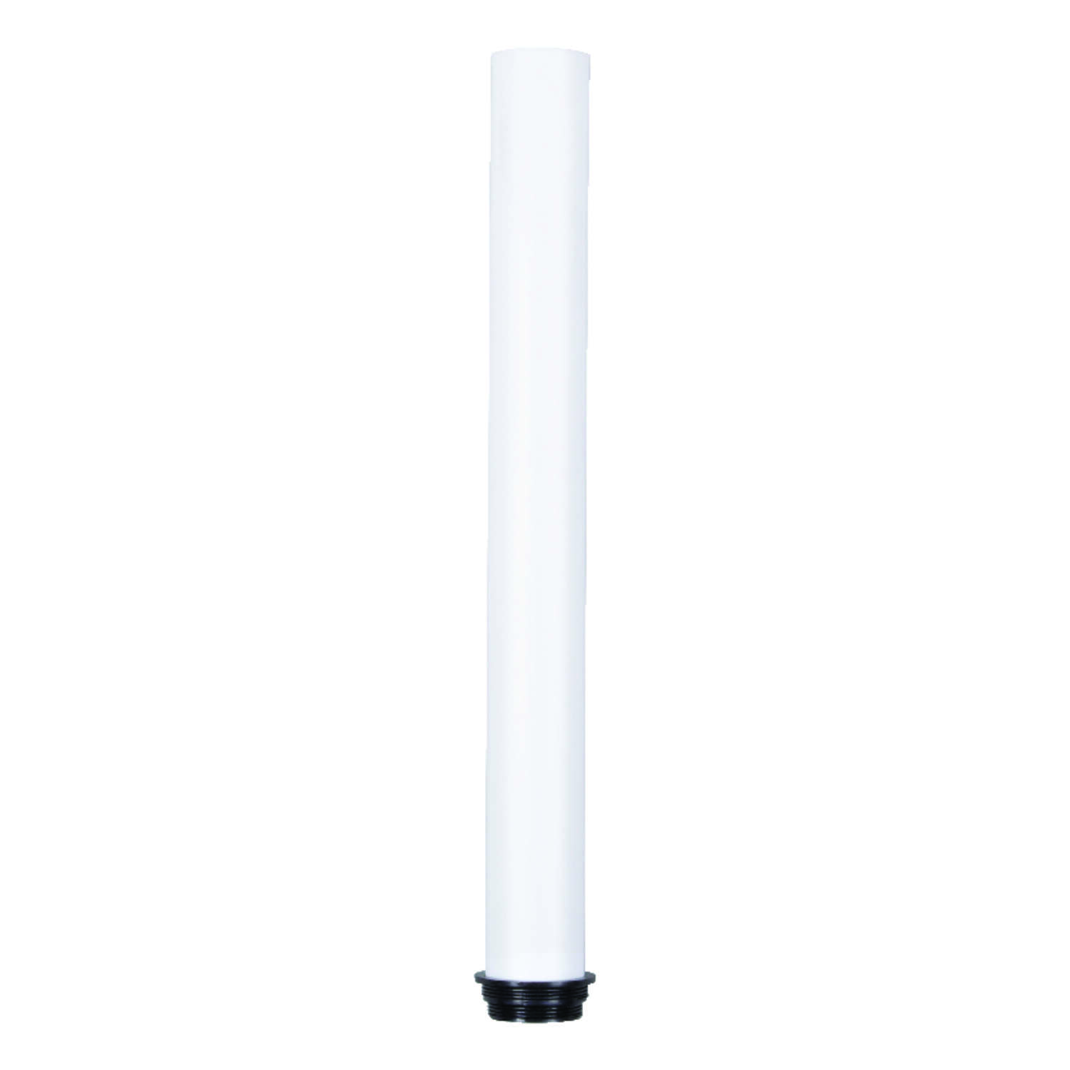 Ace  Overflow Tube  9-7/8 in. L Plastic