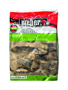 Weber  Firespice  Apple  Wood Smoking Chunks  350 cu. in.