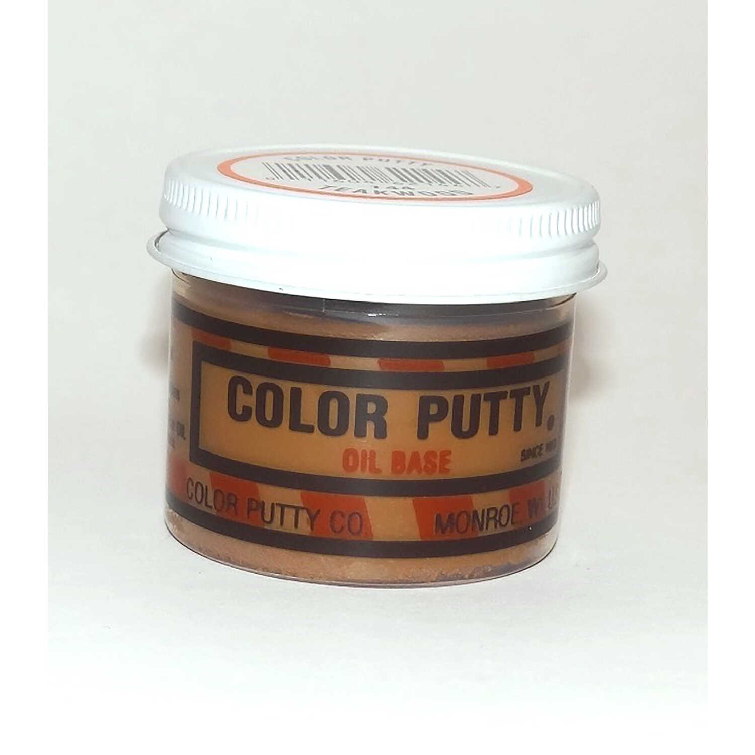 Color Putty  Teakwood  Wood Filler  16 oz.