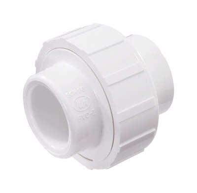 NDS Schedule 40 1/2 in. Slip Slip PVC Union