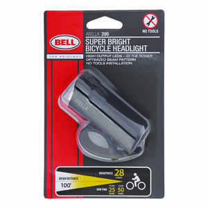 Bell Sports  Arella 200  Composite  Bike Lights  Black