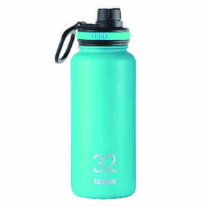Takeya  Ocean  Stainless Steel  Double Walled  BPA Free 32 oz. Water Bottle