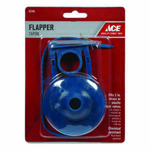 Ace  Toilet Flapper  PVC