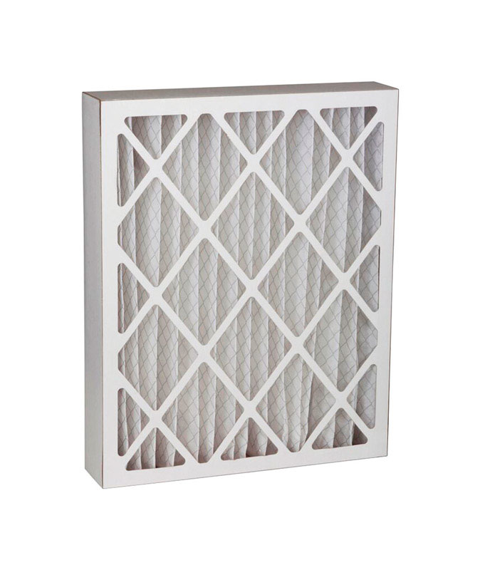 BestAir  20 in. H x 24 in. W x 4 in. D 8 MERV Furnace Filter