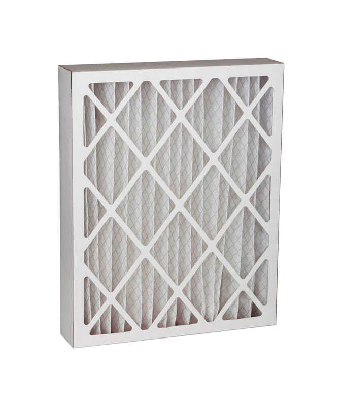 BestAir  20 in. H x 4 in. D x 24 in. W 8 MERV Furnace Filter  Pleated