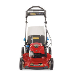 Toro  SmartStow Personal Pace  22 in. 163 cc Manual-Push  Lawn Mower
