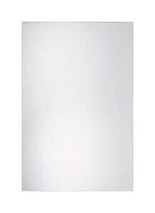 Erias  Mirror  Single  Mirror Tile  48 in. W x 36 in. L x 1/8 in.
