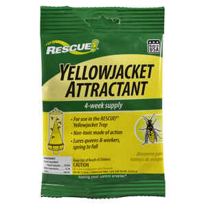RESCUE  Wasp, Hornet and Yellow Jacket Attractant  1 pk