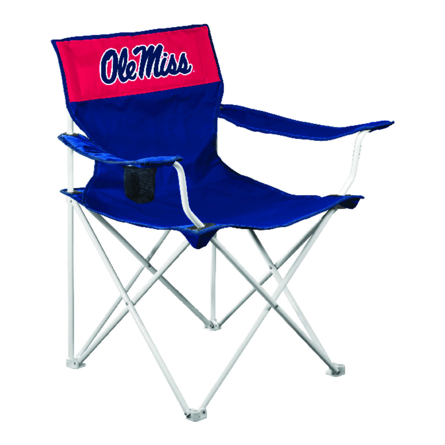 Logo Brands  Adjustable Sport  Collegiate Team Canvas Chair