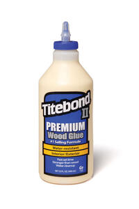 Titebond  II Premuim  Cream  Wood Glue  1 qt.