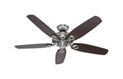 Hunter Fan Builder Elite 52 in. Brushed Nickel Indoor Ceiling Fan