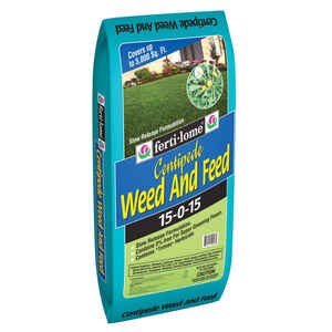 Ferti-Lome  Hi Yield  15-0-15  Weed and Feed  For Centipede 20 lb. 5000 sq. ft.