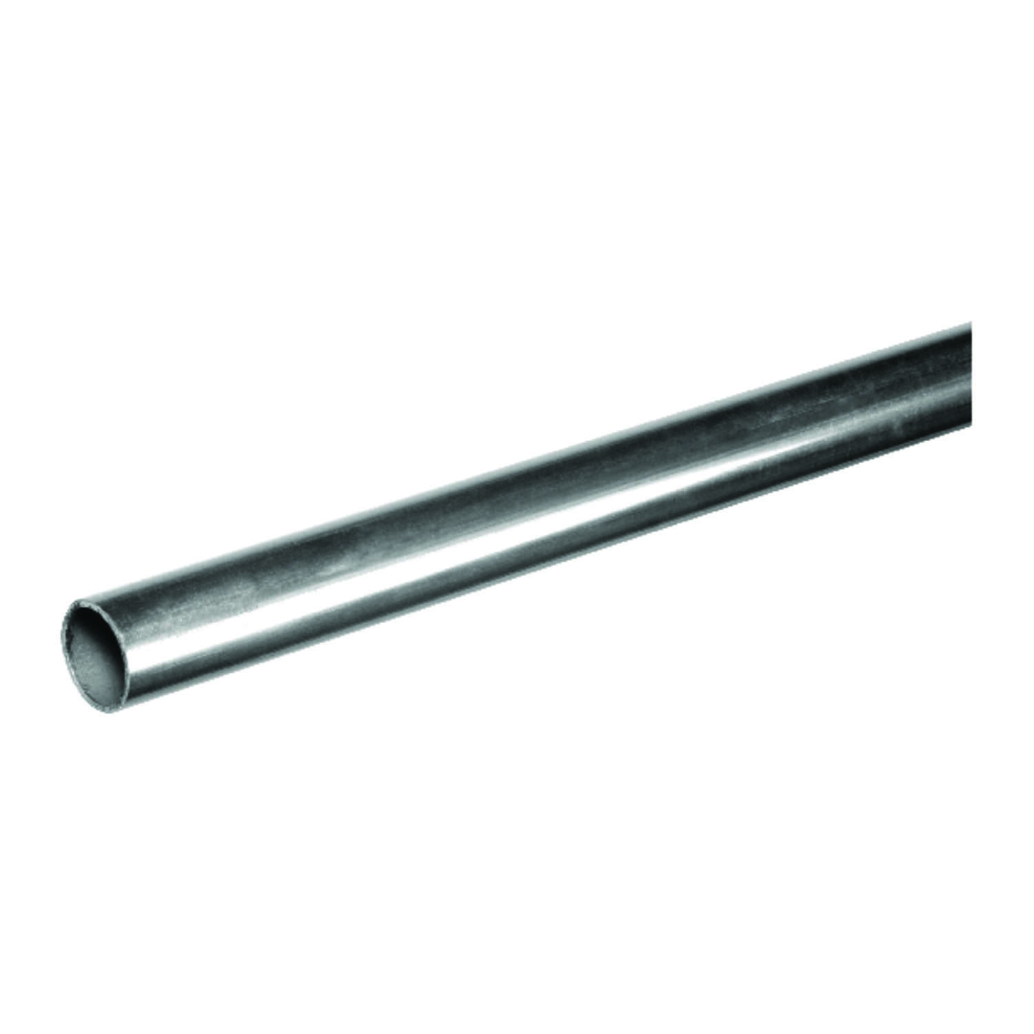 Boltmaster  3/4 in. Dia. x 3 ft. L Round  Aluminum Tube