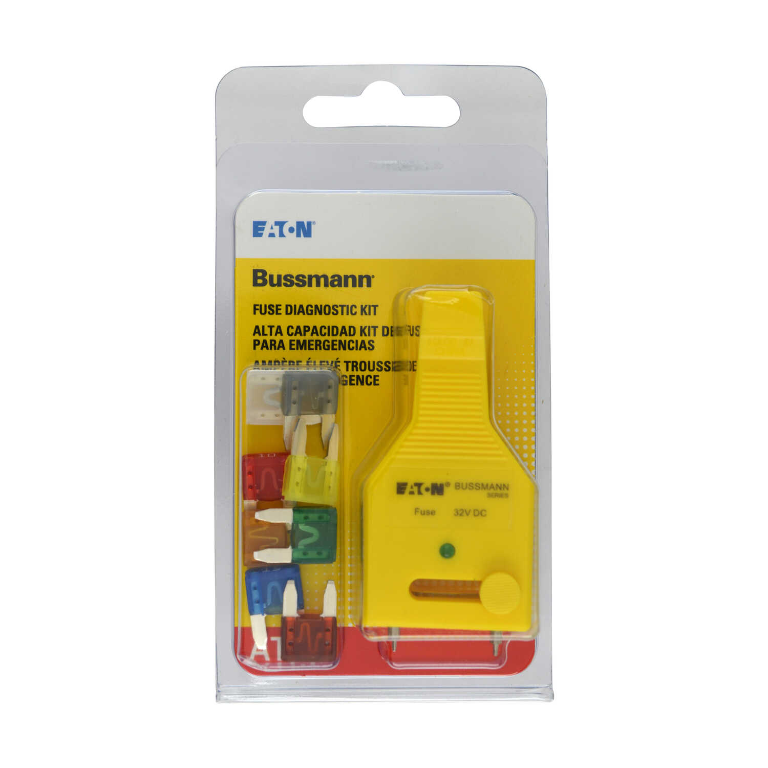 Bussmann  50 amps ATC  Fuse Assortment  6 pk