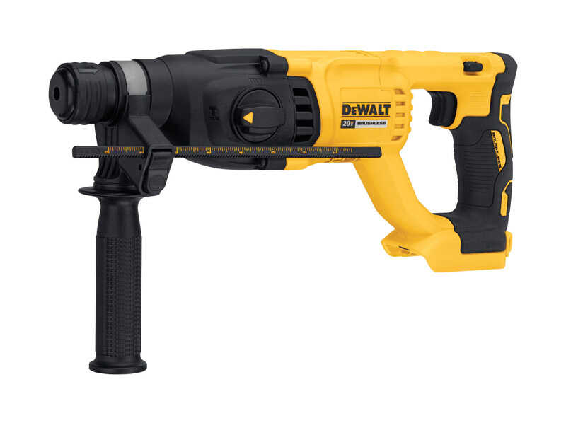 DeWalt  XR  20 volt Brushless  Cordless Hammer Drill  Bare Tool  1 in. Quick-Release  1500 rpm