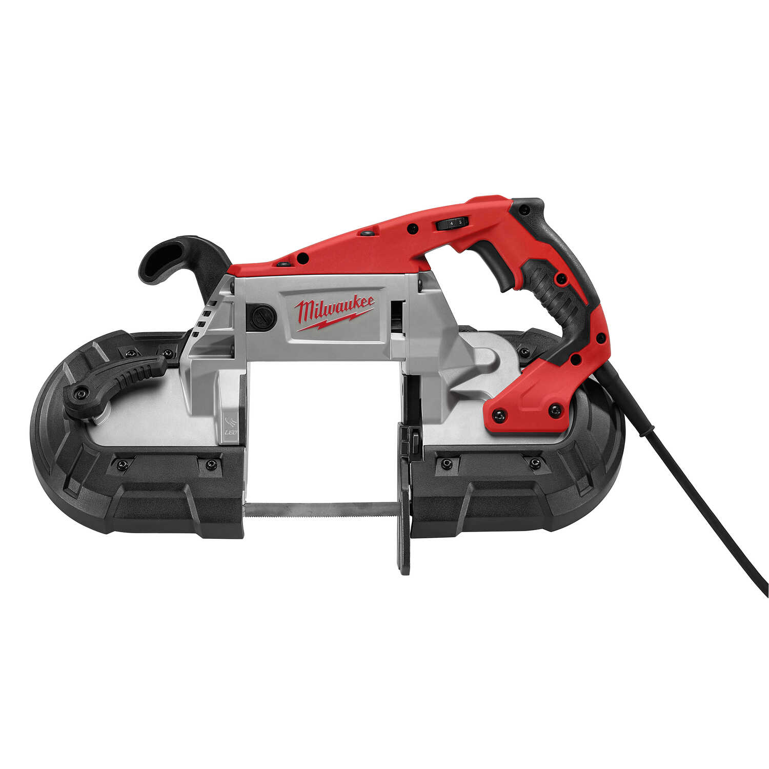 Milwaukee  44-7/8 in. Corded  Band Saw Kit  11 amps 120 volt 380