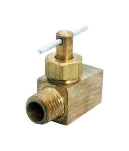 Ace  Brass  Needle Valve